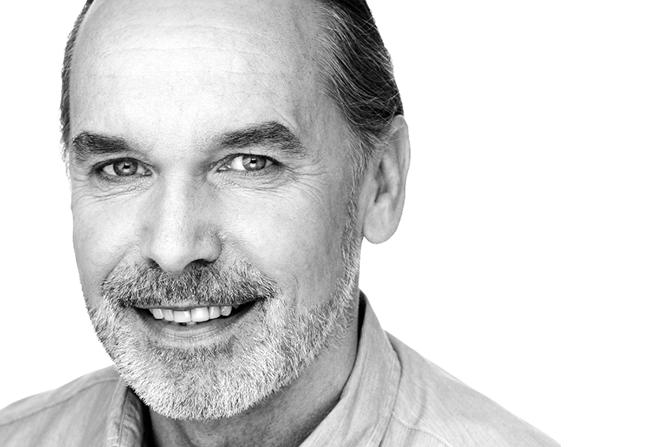 Headshot of Robert Gerrish for 5 Marketing Tips for Startups Business Insights Interview | Jen Clark Design